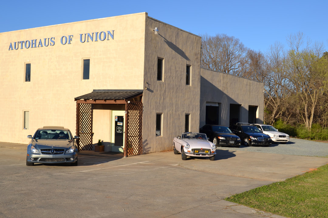 Autohaus Of Asheville >> About Us Autohaus Of Union